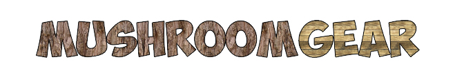 Morel Mushroom Gear Logo