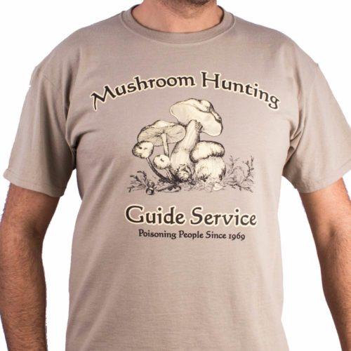 Funny Mushroom Hunting Shirt