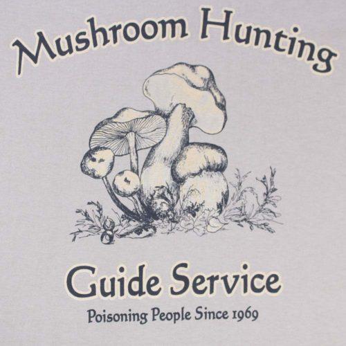 Mushroom Hunting Guide Service
