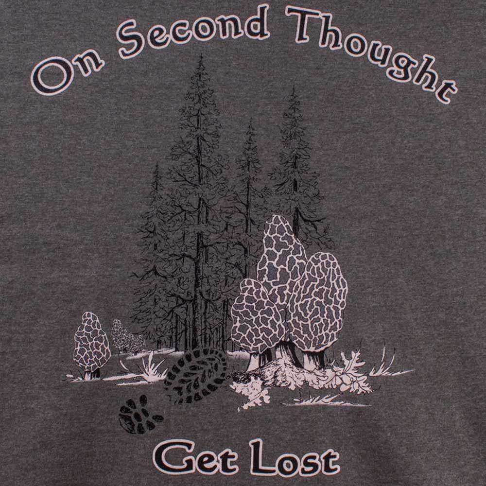 Morel Mushroom Guide Service Shirt