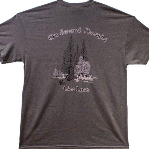 Morel Mushroom Tshirt