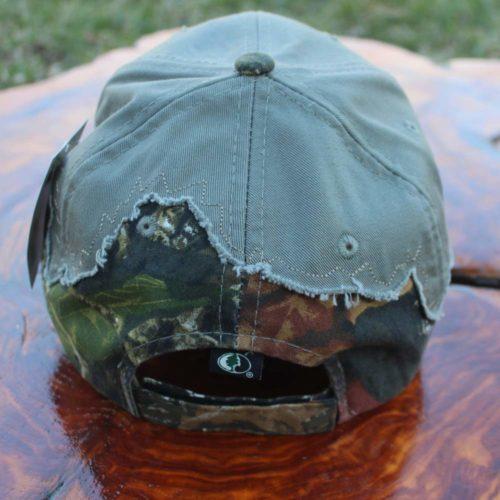 Morel Mushroom Camo Hat