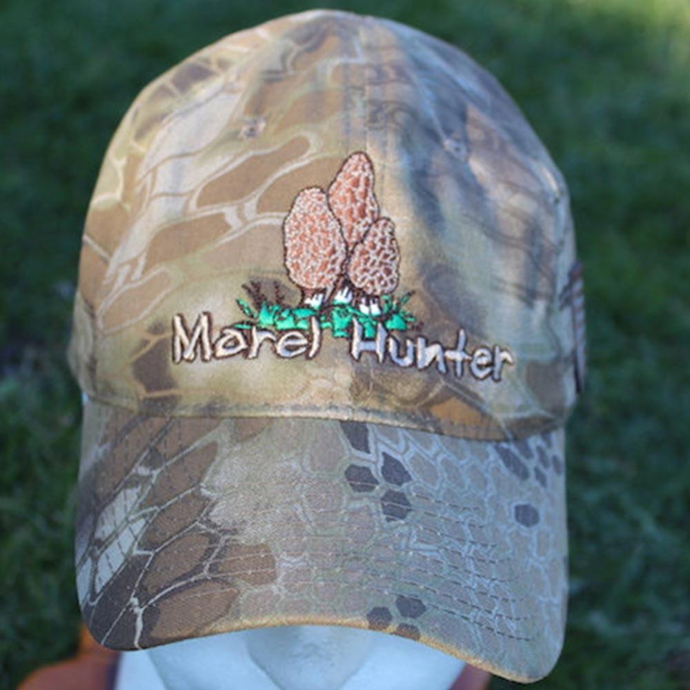 Morel Mushroom Hunting Hat