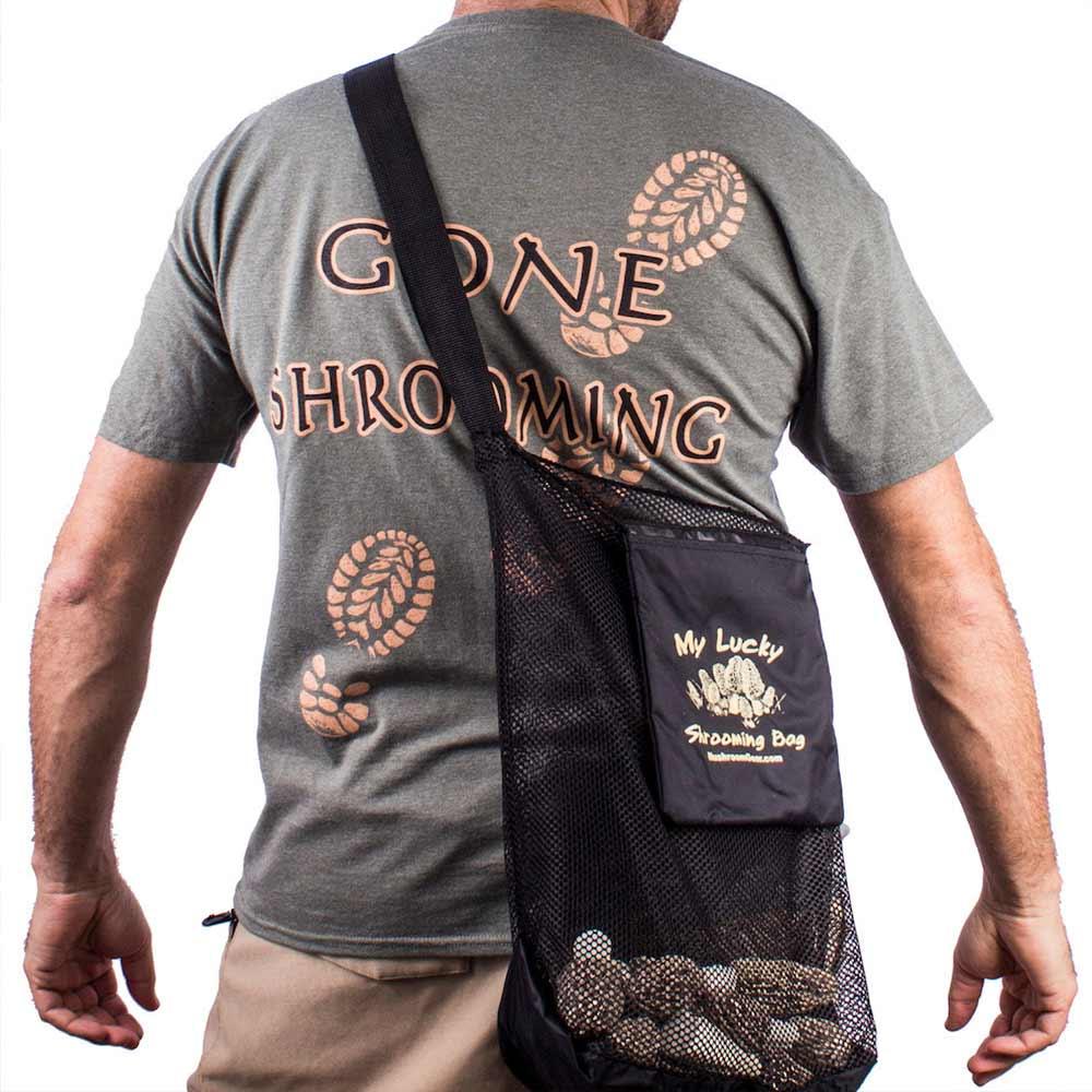 Mushroom Hunting Sack