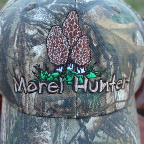 Camo Morel Hunter Hat