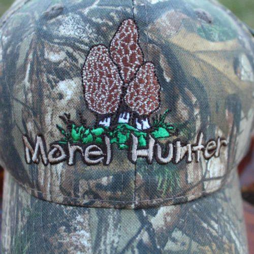Camo Morel Hunter Hat