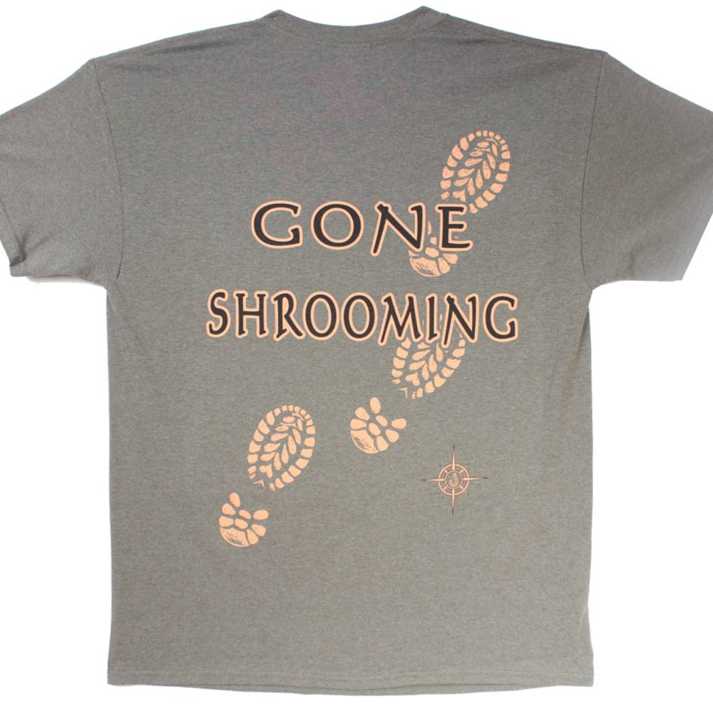 Morel Mushroom Shirt - My Lucky Shrooming Shirt