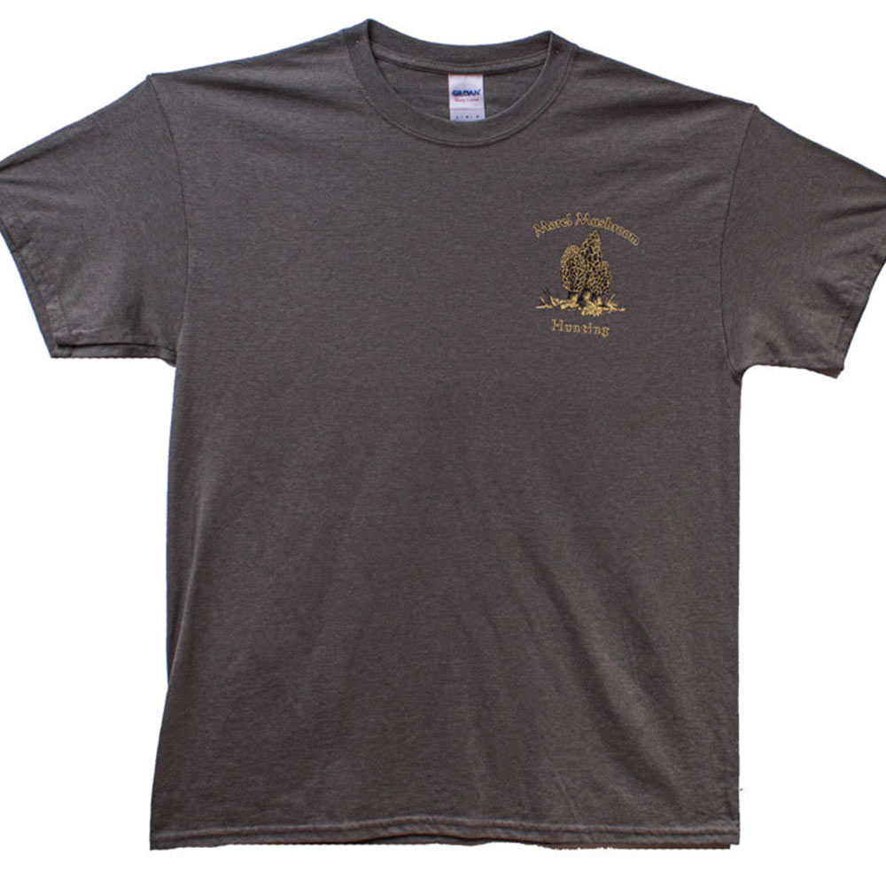 Morel Mushroom Hunting Shirt