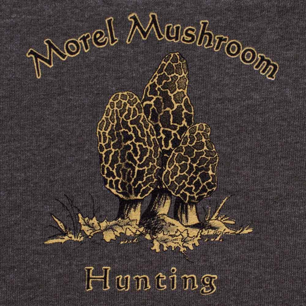 Morel Mushroom Shirt
