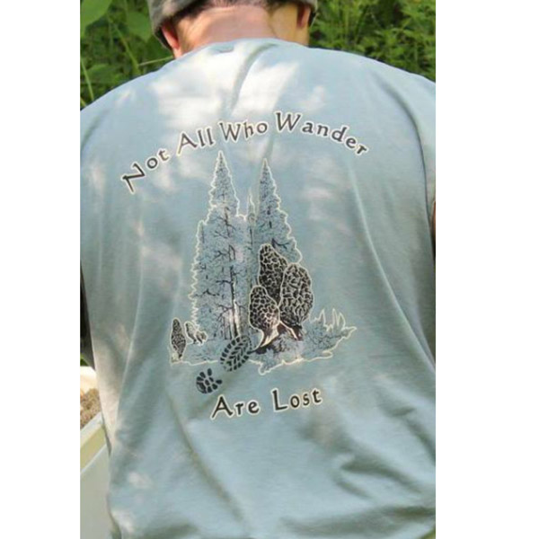 Not All Who Wander Are Lost shirt for sale